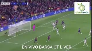 BARZA VS LIVERPOOL MINUTOS FINALES