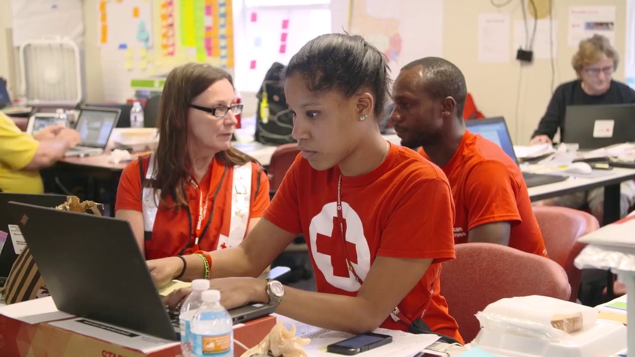 How to volunteer at the International Red Cross