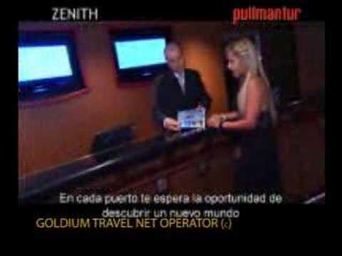 Cruise ship Zenith