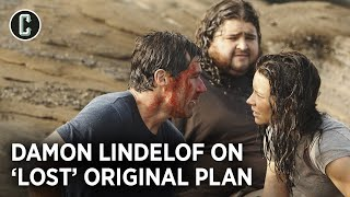 Damon Lindelof On The Original Three-Season Plan For Lost And The Negotiation To End The Series