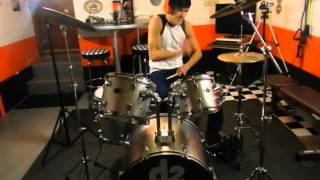 Chris Wallace - Remember When (Push Rewind) [DRUM COVER]