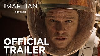 Trailer of The Martian (2015)