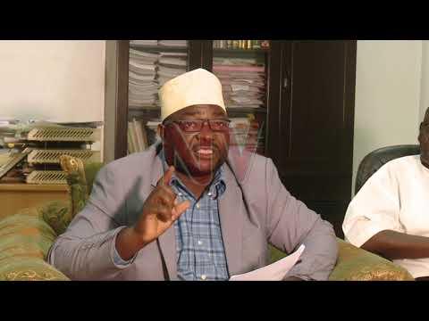 BBANKA Y'OBUSIRAAMU: Ssaabawandiisi wa UMSC alabudde ababba abantu