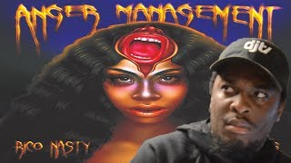 """RICO NASTY & KENNY BEATS - """"ANGER MANAGEMENT"""" FIRST REACTION/REVIEW!!!"""