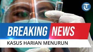 BREAKING NEWS - Update Corona Indonesia 20 September 2021: Pasien Positif Turun jadi 1.932 Kasus