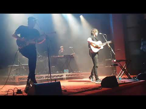 "Dean Lewis Performs ""Stay Awake"" At The Astor Theatre In Perth, On 6 December 2018"