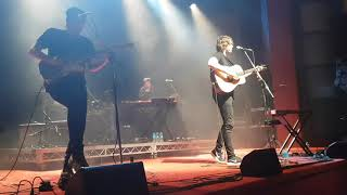 """Dean Lewis Performs """"Stay Awake"""" At The Astor Theatre In Perth, On 6 December 2018"""