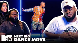 This Move Leaves Emmanuel Absolutely Speechless | Next Big Dance Move: Season 2 | MTV