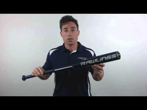 2016 Rawlings VELO Senior League Baseball Bat: SLVR10