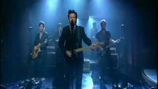 John Mellencamp - Troubled Land Live on Late Night TV