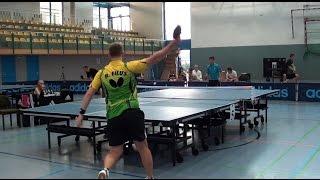 Tischtennis an vier Tischen - wie aus einem Spaß eine Weltmeisterschaft wurde