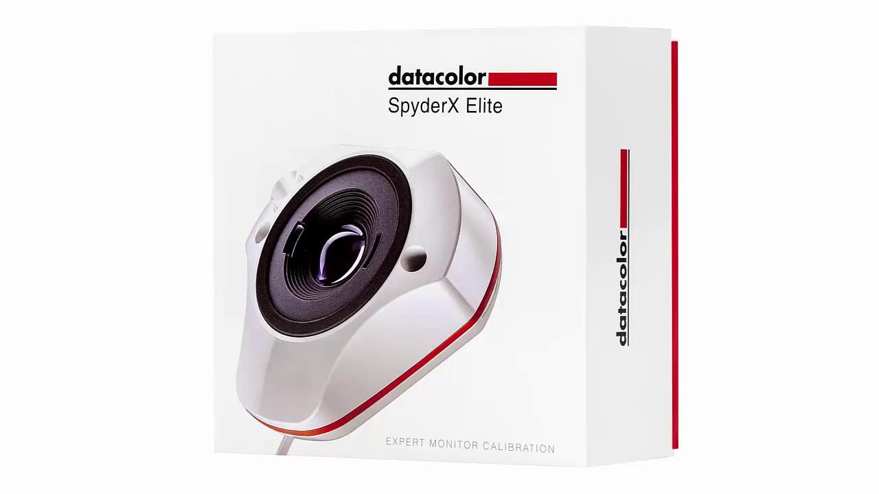 מכייל מסך Datacolor SpyderX PRO