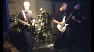 Video Desert´s Wolves + The Cross 27.3. 2009 - Bor - Strike Bar