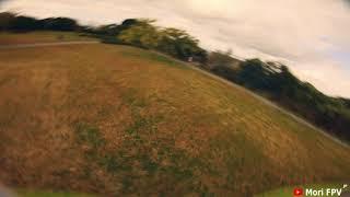 U199 4Inch FPV Drone FreeStyle Flight/Lunch break flight, flat trick