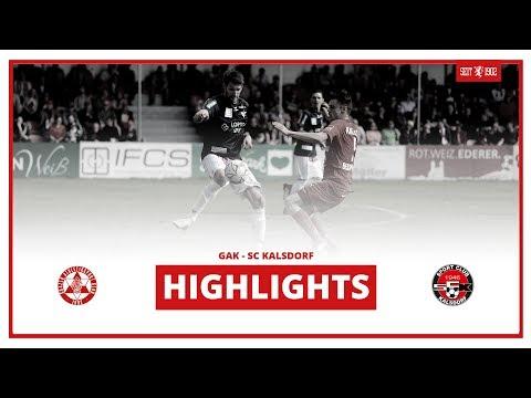 Regionalliga Mitte - 20. Runde: GAK - SC Kalsdorf