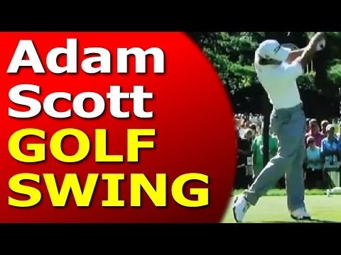Adam Scott Golf Swing Analysis: The Perfect Follow Through