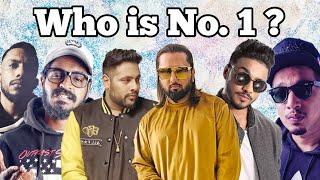 Top 10 Rappers in India 2019 | honey singh, badshah, raftaar, emiway bantai, gully boy | Noob Tuber