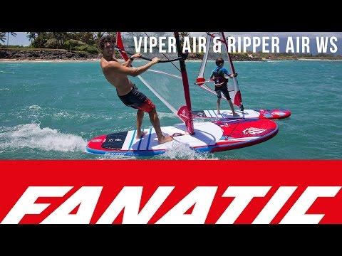 Fanatic Viper Air & Ripper Air 2016