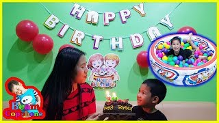 น้องบีม   สุขสันต์วันเกิดแม่บี 2561