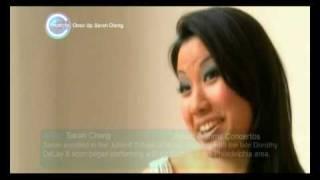 Violin Virtuoso Sarah Chang talks on C Music TV about her career & album Bruch Brahms Concertos.