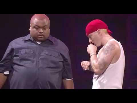 Eminem & D12-My band (live with lyrics in description)