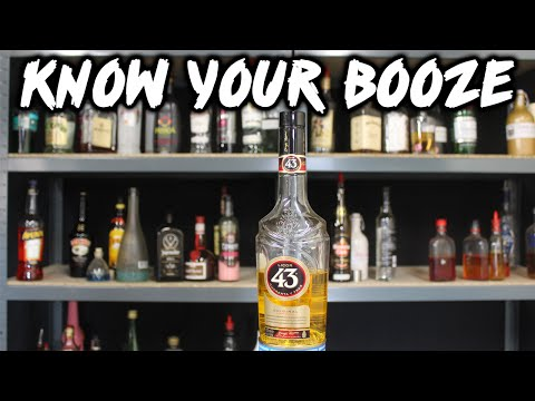 Video KNOW YOUR BOOZE - LICOR 43