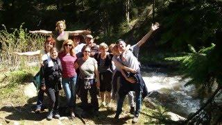 WOW Academy camp – Romania april 2016