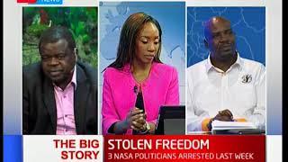 The Big Story: Miguna Miguna still in police custody
