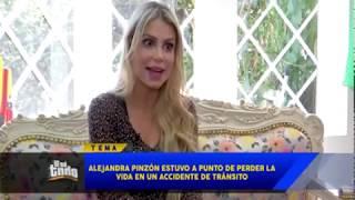 ALEJANDRA PINZÓN EN LO SE TODO COLOMBIA