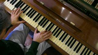 How to REALLY Play Lady Madonna on Piano Lesson Tutorial Beatles