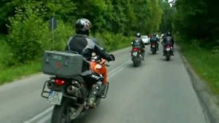 preview picture of video 'MotoParty Majówka WRONY 2010 - Zlot Giżycko'