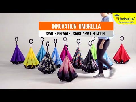 Best Innnovation of umbrella - Reverse umbrella C umbrella