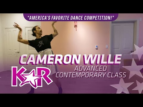 Cameron Wille - Elite Contemporary Class