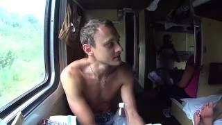 37 ЧАСОВ АДА в плацкарте поезда Новороссийск-Москва без кондиционера