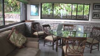 preview picture of video 'Saba Hummingbird Villa'