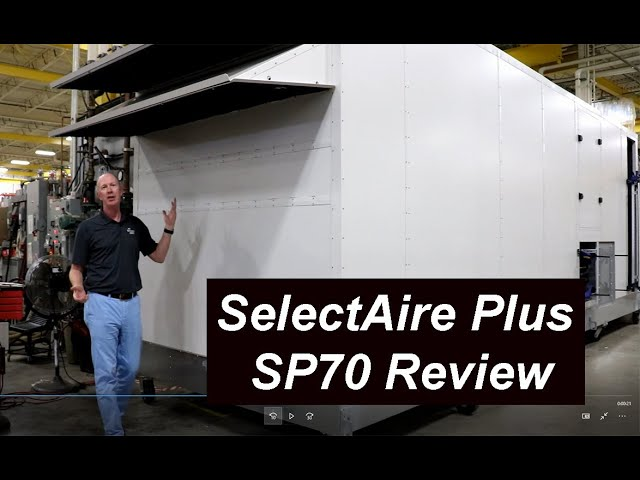Desert Aire SelectAire Plus SP70 Review
