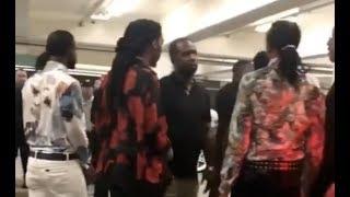 Migos And Chris Brown Beef Over Karrueche At BET Awards
