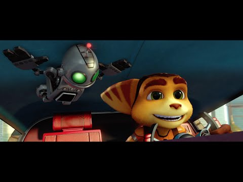 Ratchet & Clank (TV Spot 'Heat')