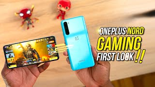 OnePlus Nord - Gaming First Look!