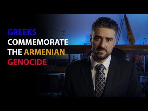 Το μήνυμα του προέδρου της ΟΠΣΑ, Παναγιώτη Στεφανίδη για την 105 επέτειο της Γενοκτονίας των Αρμενίων