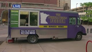 Food Truck Wednesday: The Purple People Feeder