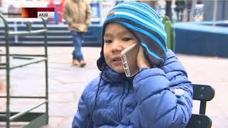 Америкада тұратын 11 жасар қазақ қызы ұлт атын асқақтатып жүр