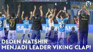 Wow, Kiper Deden Natsir Jadi Leader Viking Klap!