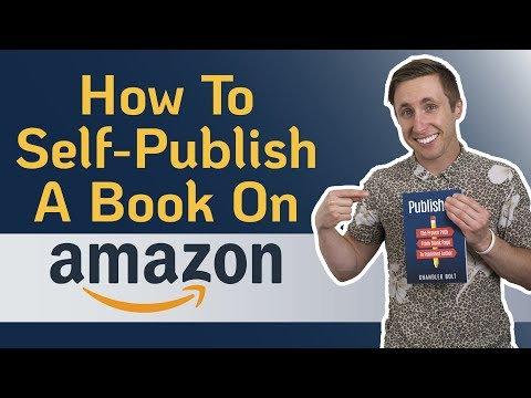 , title : 'Publish a Book on Amazon | How to Self-Publish Step-by-Step