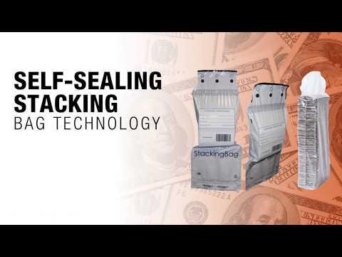 CIMA Smart Safe Stacking Bag Solutions