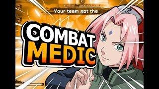 COMBAT MEDIC CLASS Naruto to Boruto: Shinobi Striker