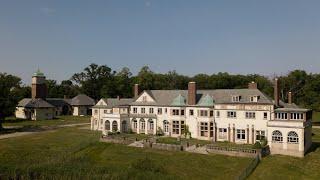 Exploring 14 Million Dollar Abandoned Mansion!