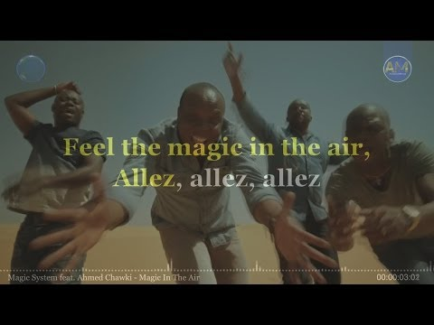 feel the magic in the air mp3 download free