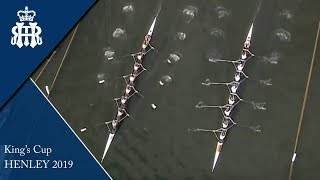 Navy Rowing – 2019 King's Cup Final vs. German Armed Forces