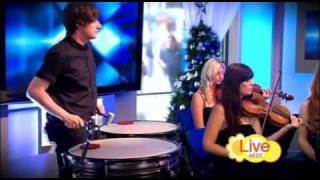 Josh Groban Bells of New York City The Morning Show (Australia).wmv